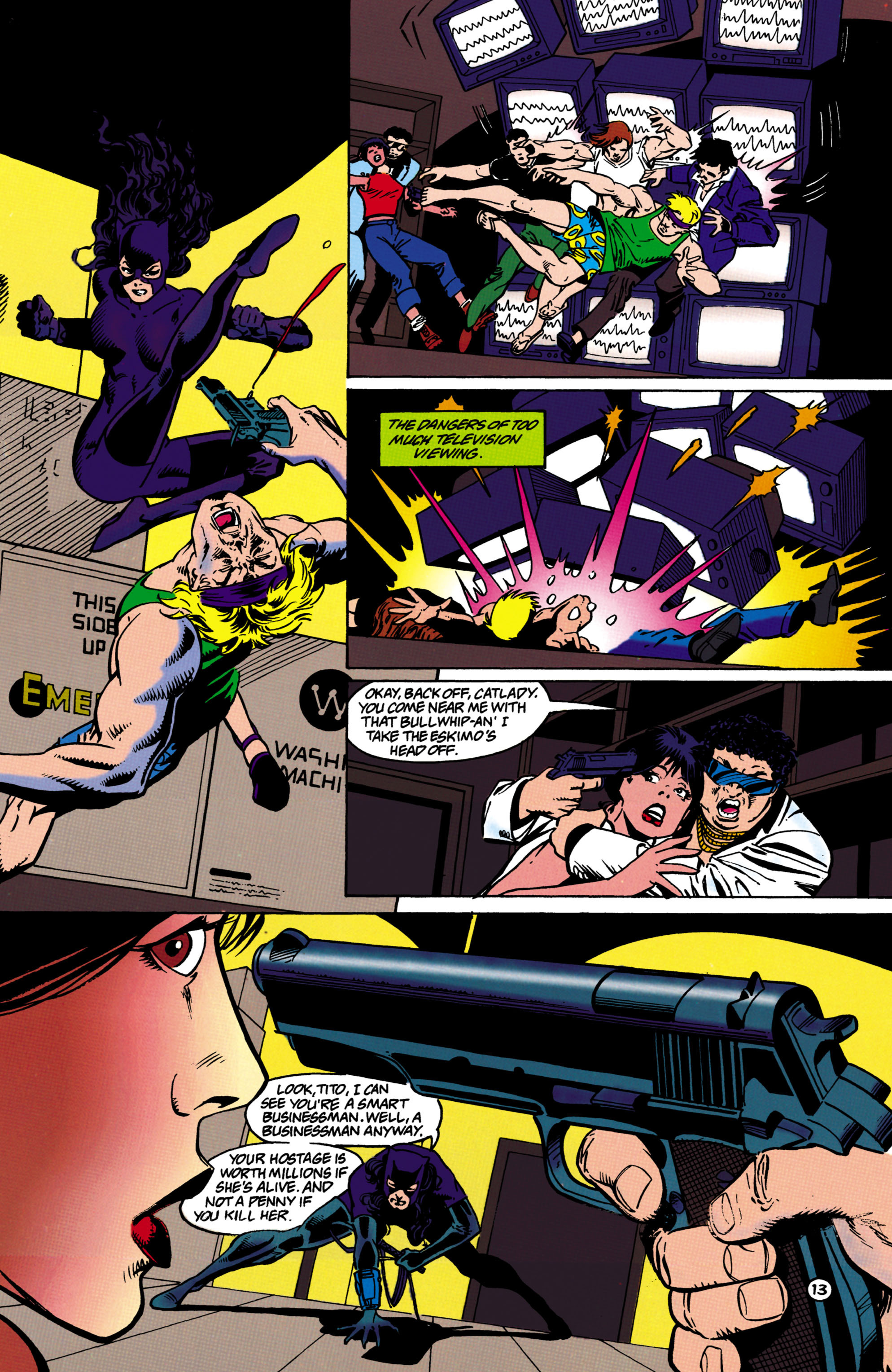 Catwoman (1993) Issue #32 #37 - English 14