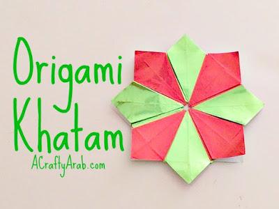 Traveling Khatam Matching Game By A Crafty Arab