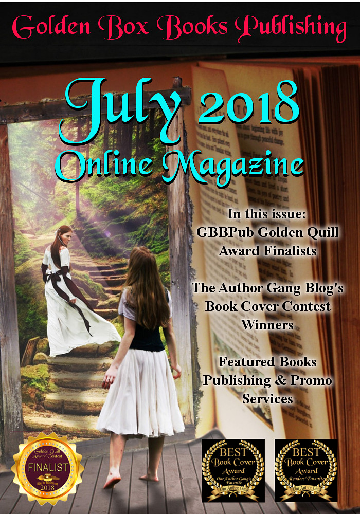 GBBPub Online Magazine July
