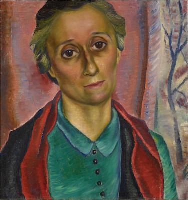 Prudence Heward, Étude pour portrait (Portrait Study), 1938