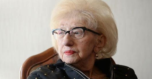 Holocaust survivor: 'I lost my will to live'