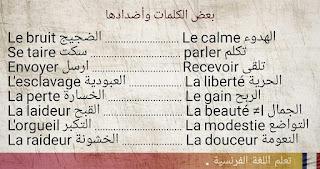 35416027 455749841531671 1771020109419118592 n - الفرنسية للمبتدئين .....بعض المصطلحات للحفظ