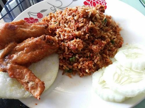 Resepi Nasi Goreng Cornbeef Sedap!!