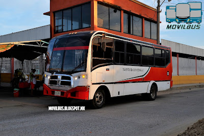 autobus urbano de pinotepa nacional
