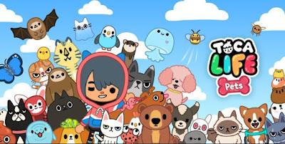 Toca Life Pets Apk + OBB Full Download