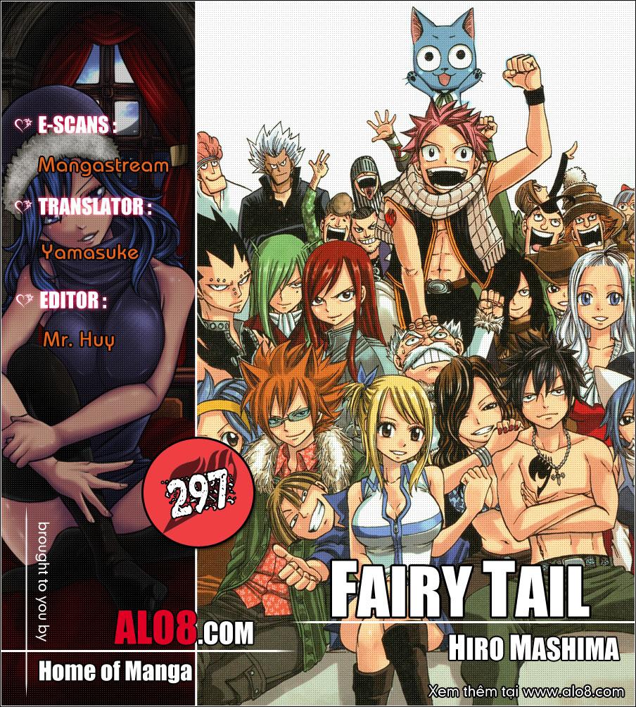 Fairy Tail chap 297 trang 1