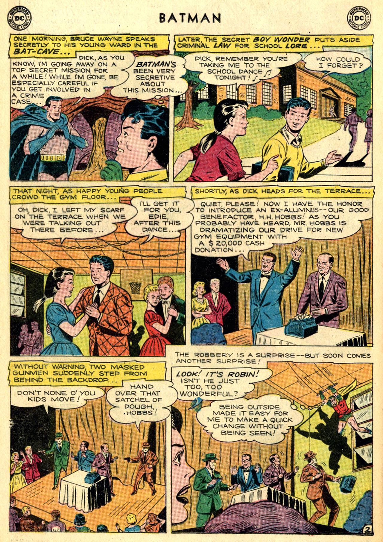 Read online Batman: The Black Casebook comic -  Issue # TPB - 150