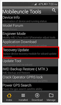 INSTALL CWM AND TWRP CUSTOM RECOVERY FOR YOUR INFINIX HOT