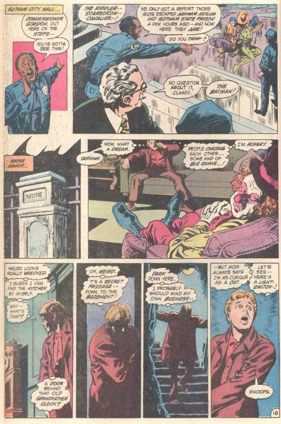 Detective Comics (1937) 526 Page 18