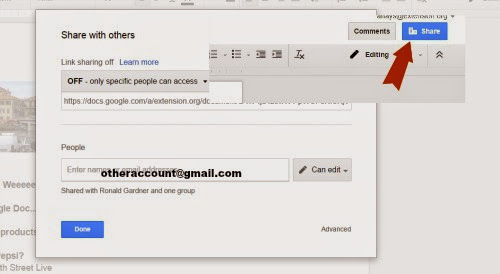 Managing for Multiple Google Accounts