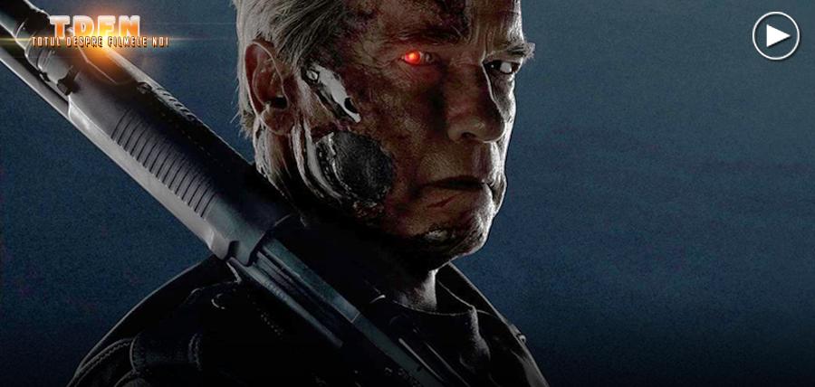 Terminator: Genisys, are o cronologie nouă şi un Arnold Schwarzenegger mai în vârstă