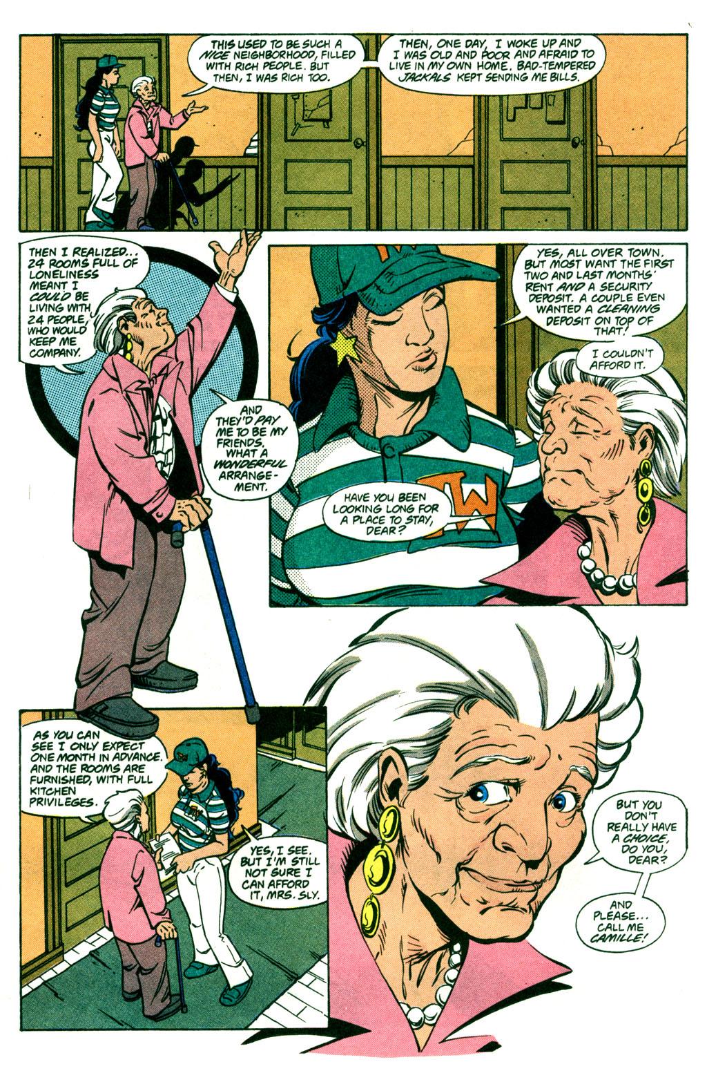 Read online Wonder Woman (1987) comic -  Issue #73 - 17