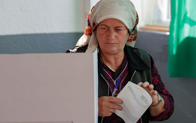 ΠΓΔΜ: Νοθεία στο δημοψήφισμα καταγγέλλει η αντιπολίτευση