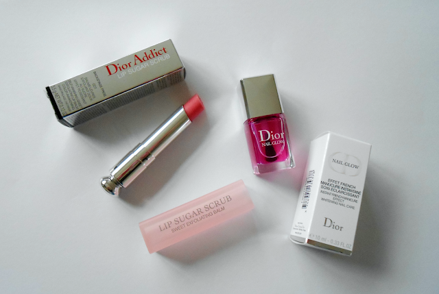Dior Addict Lip Sugar Scrub Review