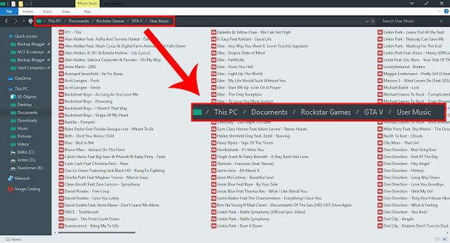Cara Memasukan Lagu Ke GTA V Dengan Mudah