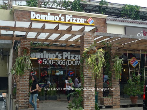 domino s pizza paris van java pvj bandung bandung kuliner blog kuliner. Black Bedroom Furniture Sets. Home Design Ideas