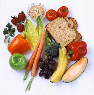 makanan sehat wanita