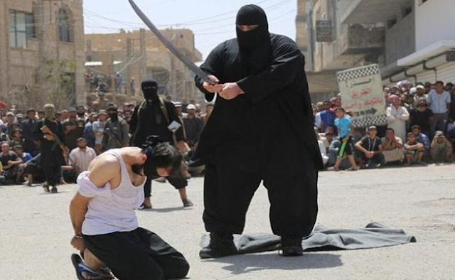 Καλή συνδιαμονή με τους μαχητές του ISIS, πατριώτες!