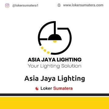 Lowongan Kerja Medan, Asia Jaya Lighting Juni 2021