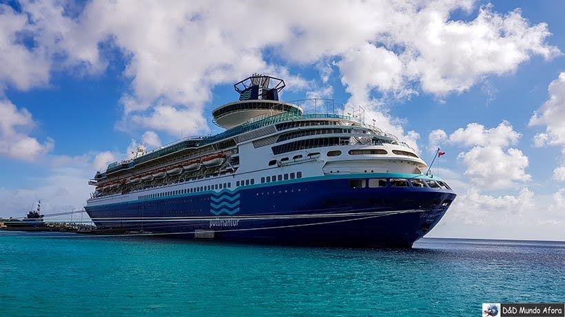 Navio Monarch, Pullmantur - Diário de Bordo: cruzeiro pelo Caribe