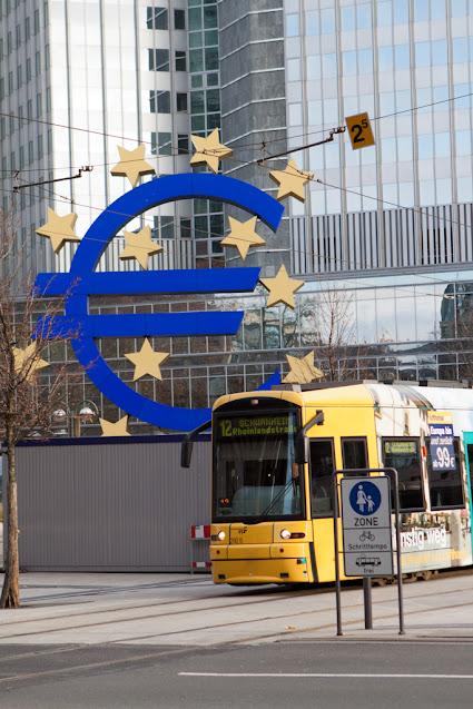 Palazzo della BCE-Francoforte