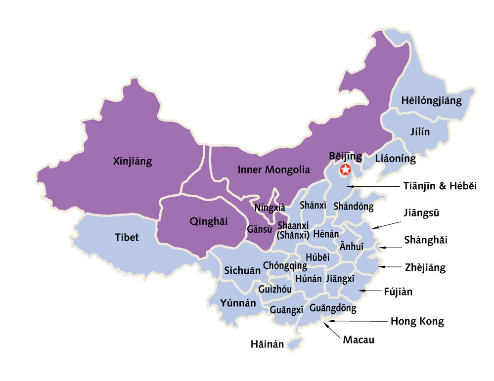 China Buat Daftar Tanda-Tanda Ekstremis untuk Muslim Xinjiang