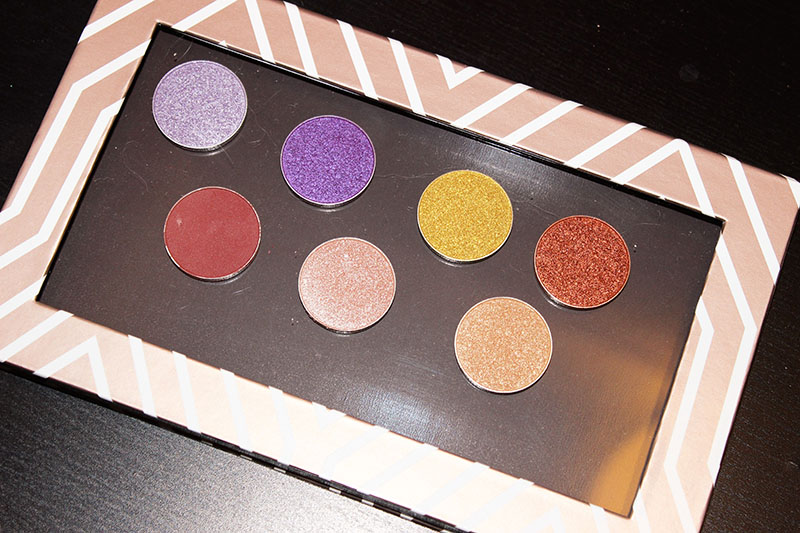 Makeup Geek Shadows