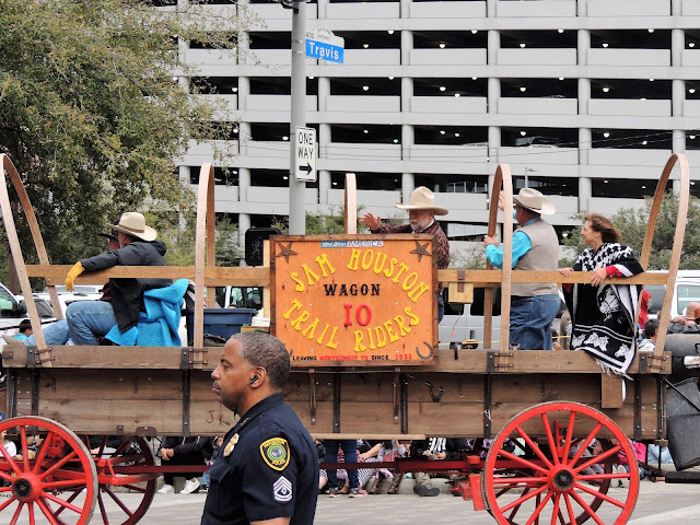 Sam Houston Trail Riders - Wagon