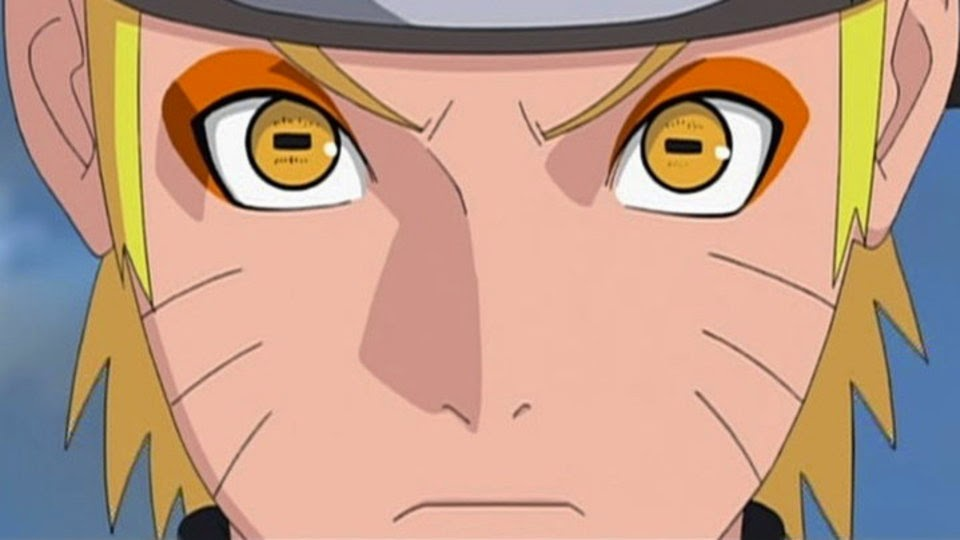 Naruto Modo Sabio