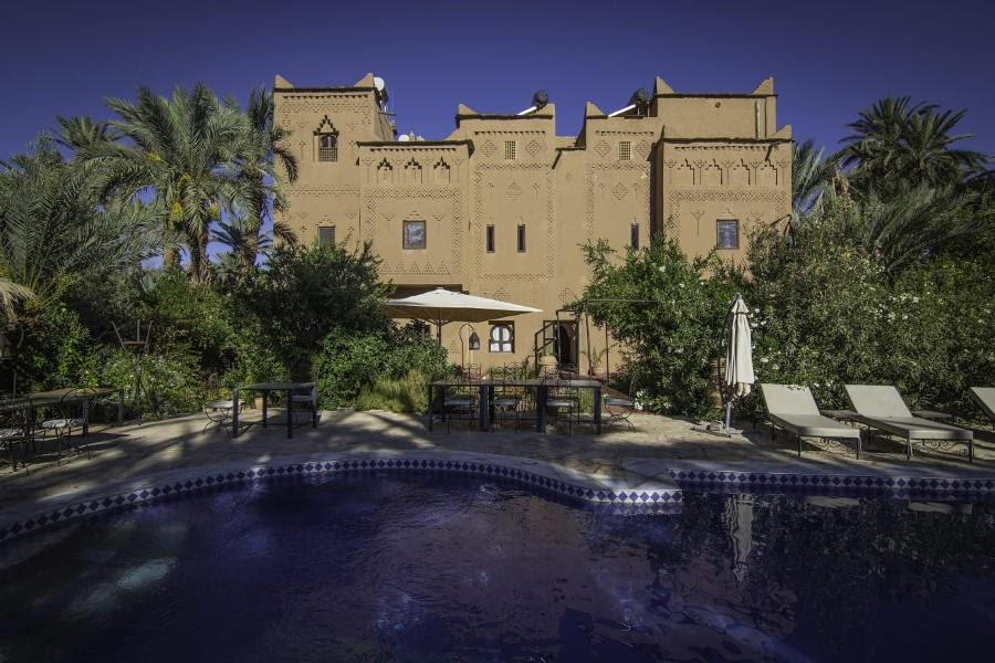 Kasbah Azul, Agdz (Marruecos)