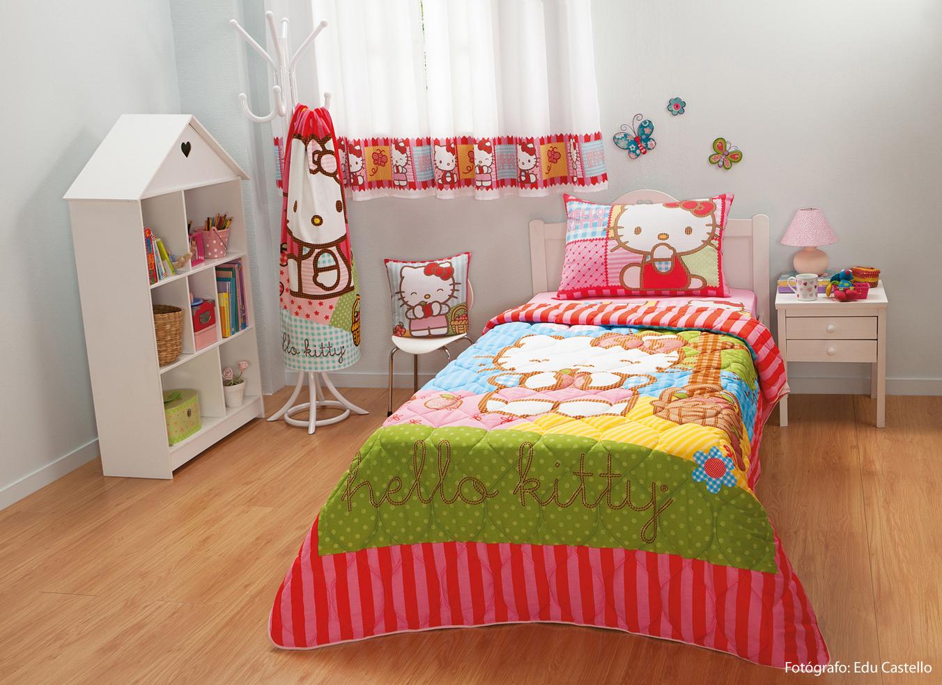 d455b700c A nova coleção apresenta uma linha completa de roupas de cama e banho  infanto-juvenil Hello Kitty em lançamento exclusivo pelas Casas  Pernambucanas