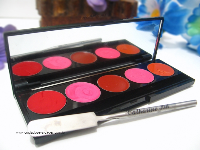 Paleta de Blushes Catharine Hill