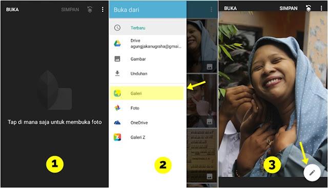 Cara Membuat Foto Efek HDR di Smartphone dengan Snapseed 1