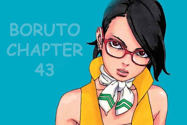 Lea el capítulo 43 del manga boruto sub españa