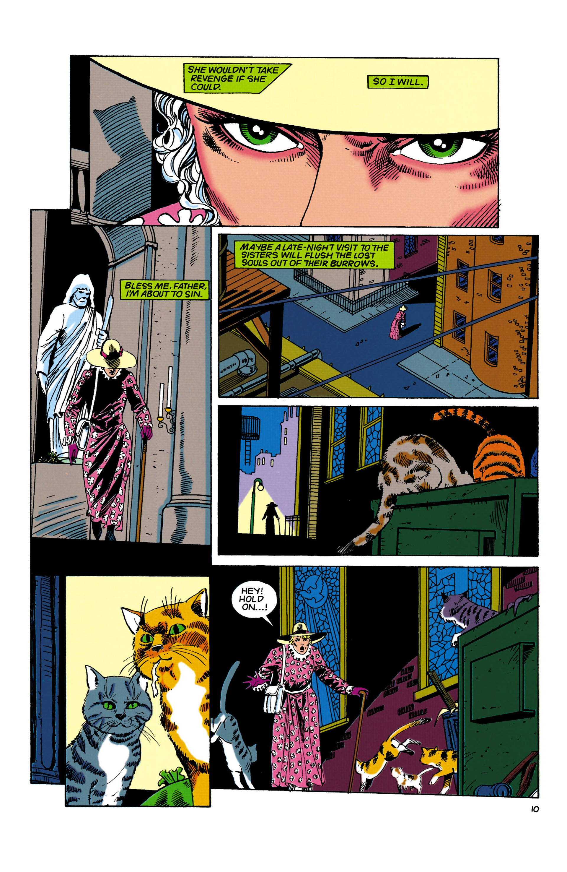 Catwoman (1993) Issue #5 #10 - English 11