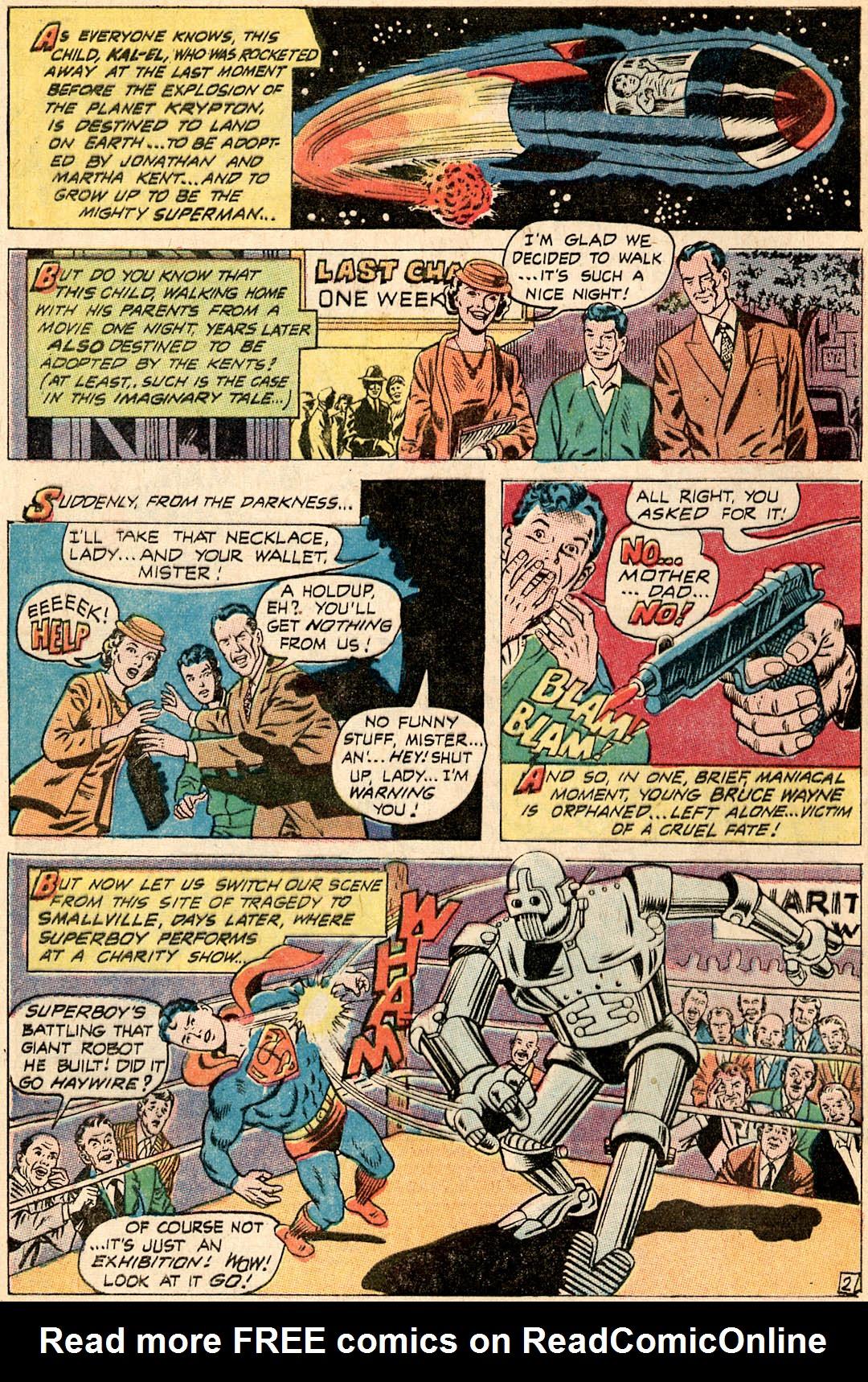 Read online World's Finest Comics comic -  Issue #172 - 4