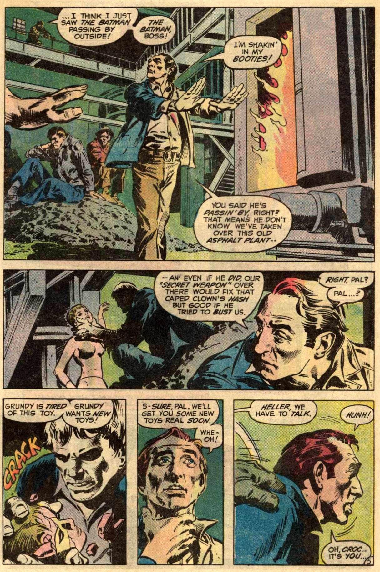 Detective Comics (1937) 523 Page 8