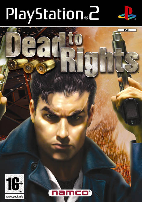 Dead to Rights PAL PS2