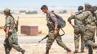 Ευρωπαίοι και Αμερικάνοι εθελοντές πηγαίνουν Αφρίν κατά των Τούρκων!