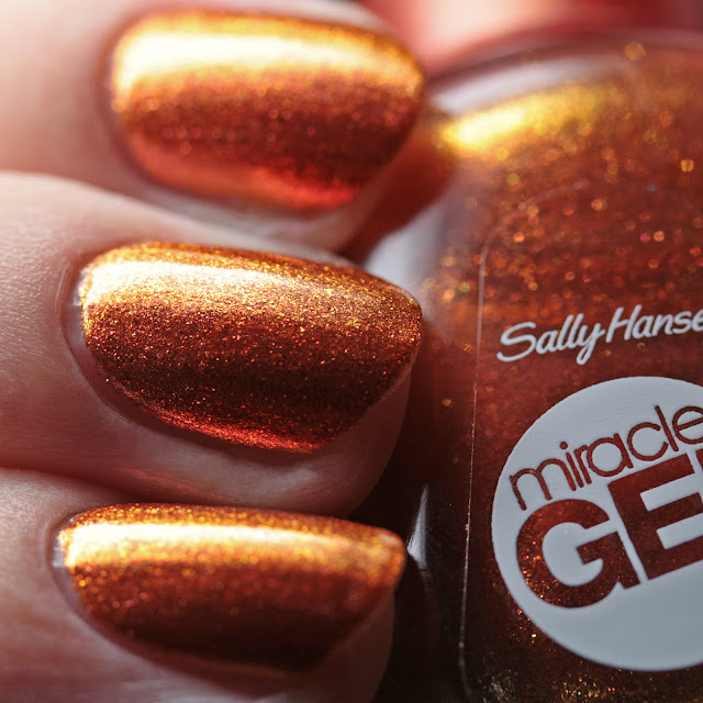 Sally Hansen Miracle Gel 052 Sundown Socialite