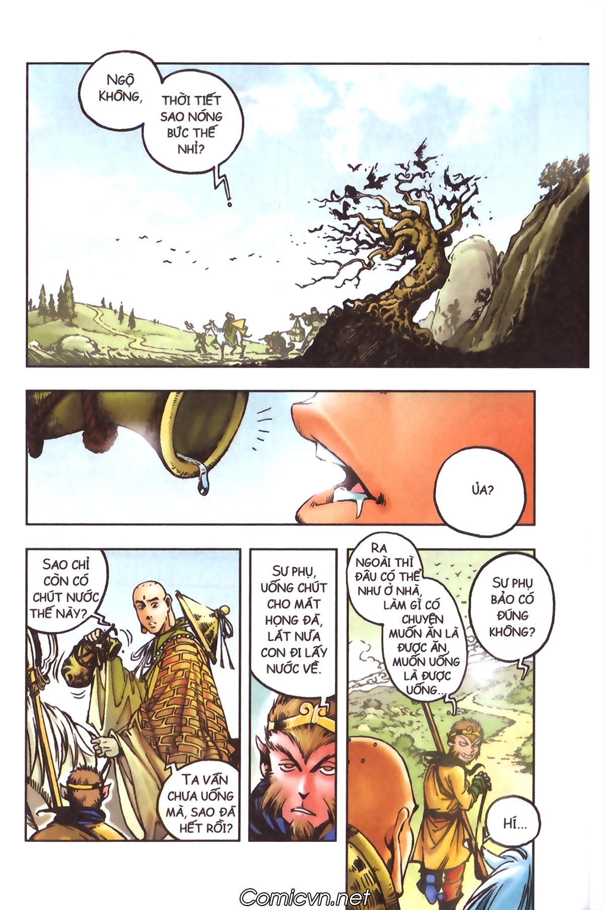 Tây Du Ký màu - Chapter 96 - Pic 3