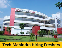 Tech Mahindra Business Services Walkin