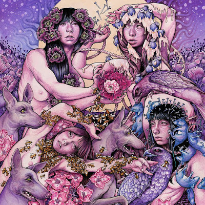 Baroness - Purple - cover album - 2015
