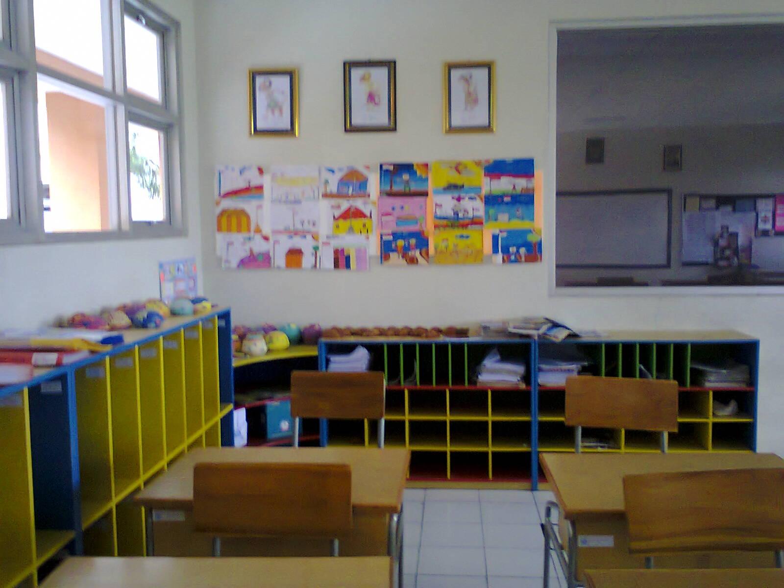 Tata Ruang Kelas Tinta Pendidikan Indonesia