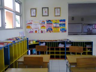 Tata Ruang Kelas