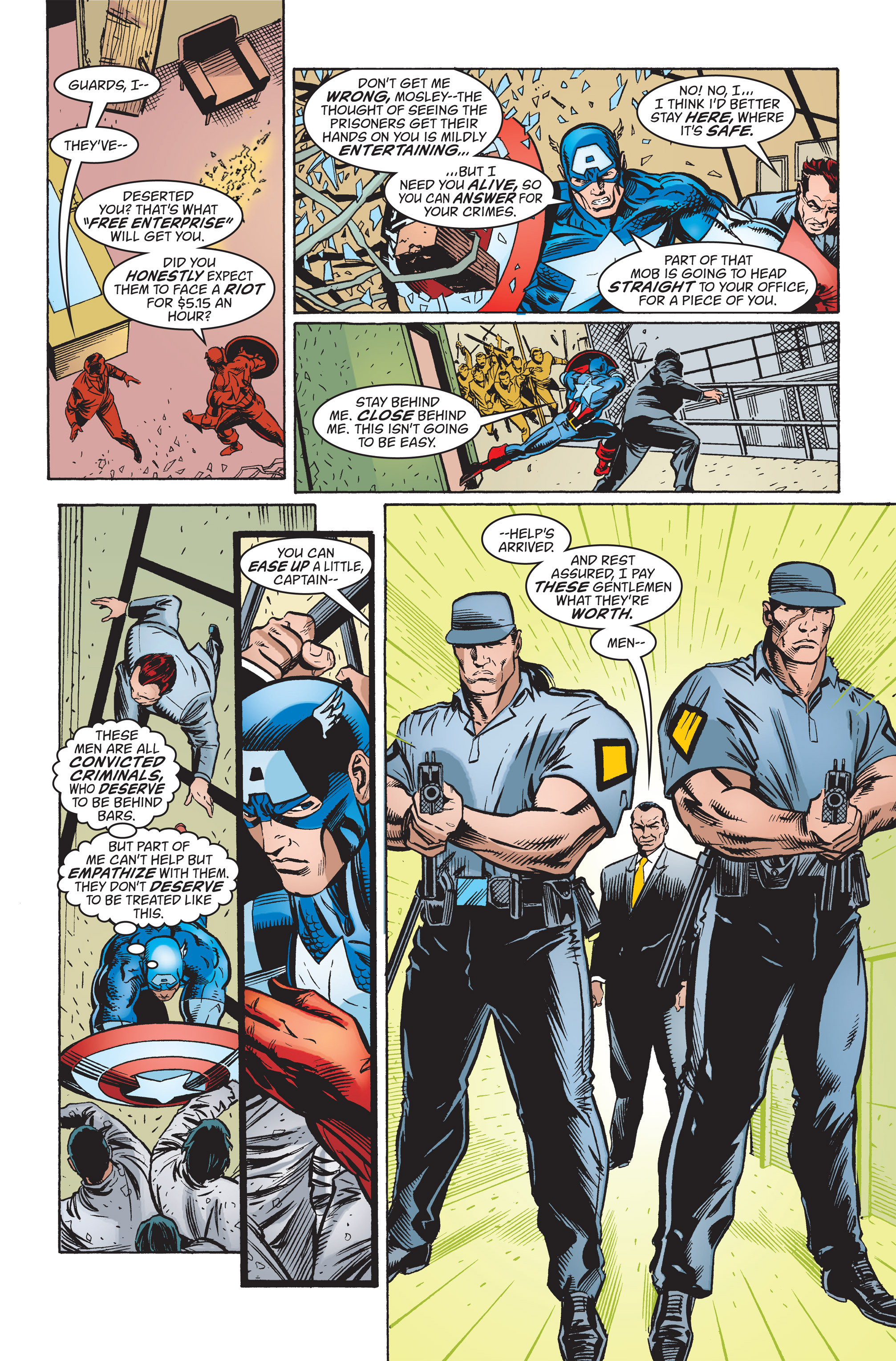 Captain America (1998) Issue #23 #29 - English 15