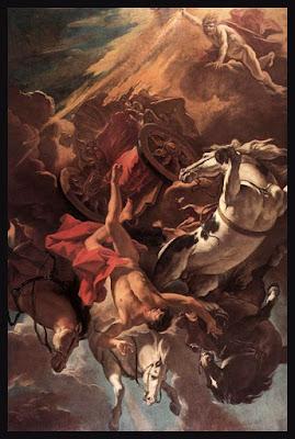 La caída de Faetón