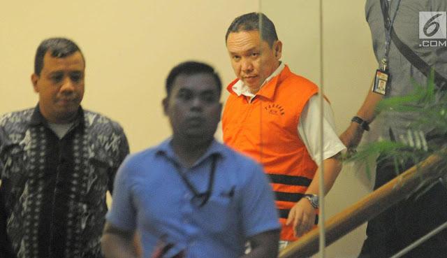 Uang Panas Bupati Halmahera Timur untuk Biayai Rapimnas PDIP?