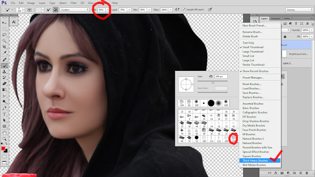 7 Design cover buku Novel dengan Photoshop CC