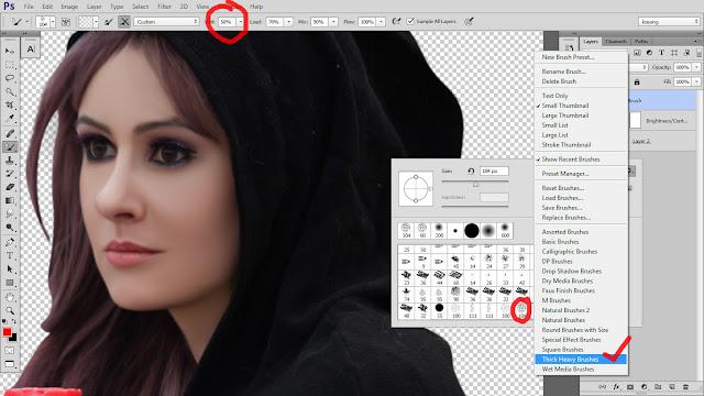7 Design cover buku Novel dengan Photoshop CC